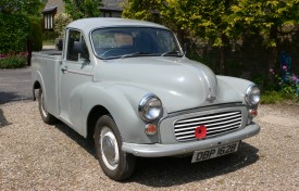 1962 Morris Minor 1000 5cwt Pick-Up