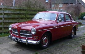 1964 Volvo 121 Four Door Saloon