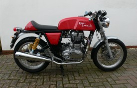 2014 Royal Enfield Continental GT 535cc