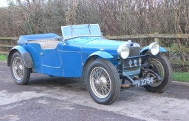1928 Delage DIS Sports Four Seat Special