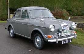 1958 Riley 1.5 Series I