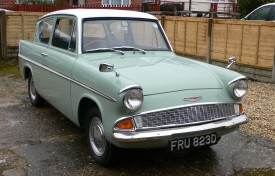 1966 Ford Anglia 1200 Super