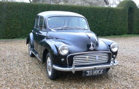 1960 Morris Minor 1000 Four Door Saloon
