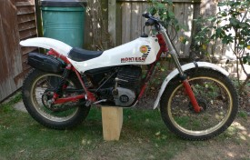 c.1979 Montesa Cota 349 Trail