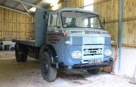 1967 Commer CC Dropside Lorry