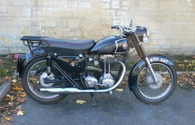 1959 Matchless 500cc G80S