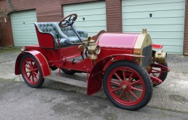 1907 Darracq 10/12 hp Two Seater