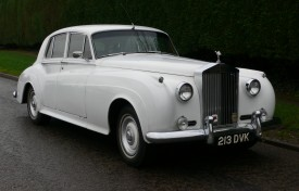 Bentley S1 with Rolls-Royce Grille