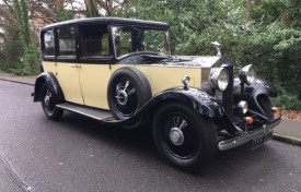 1932 Rolls-Royce 20/25 Limousine by Vincent of Reading