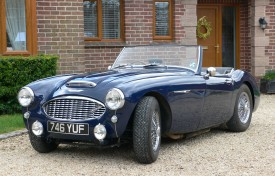Austin-Healey  100/6 Modified