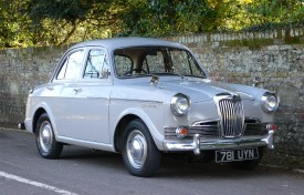 Riley 1.5 Series III