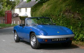Lotus  Elan S4 Convertible