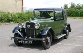 Morris 10/4 Fixed Head Special Coupe