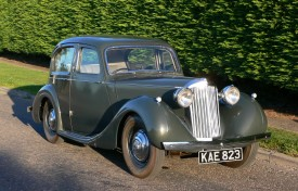 1947 Sunbeam-Talbot Ten Saloon