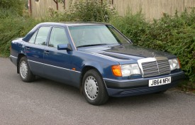 1992 Mercedes-Benz 300E Auto Saloon