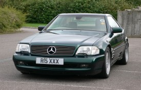 1998 Mercedes-Benz SL280 AMG Auto with Hardtop