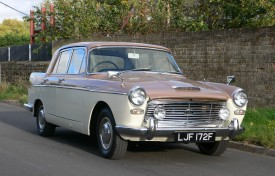 1967 Austin  A110 Mk II Westminster Super Deluxe Auto Saloon