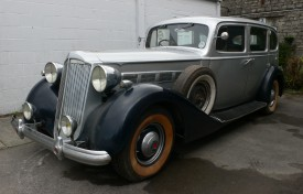 1936 Packard Super 8 Touring Limousine
