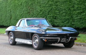 1965 Chevrolet Corvette Sting Ray Convertible with Hardtop