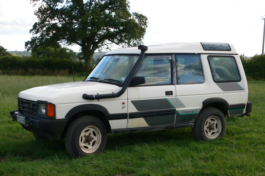 New Land Rover Discovery Salisbury >> Vintage & Classic Car Auctions