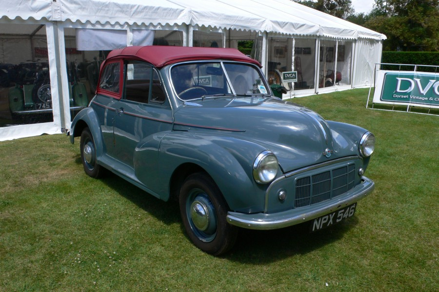 from Brock dating a morris minor