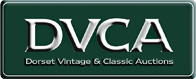 DVCA - Vintage & Classic vehicle auctions